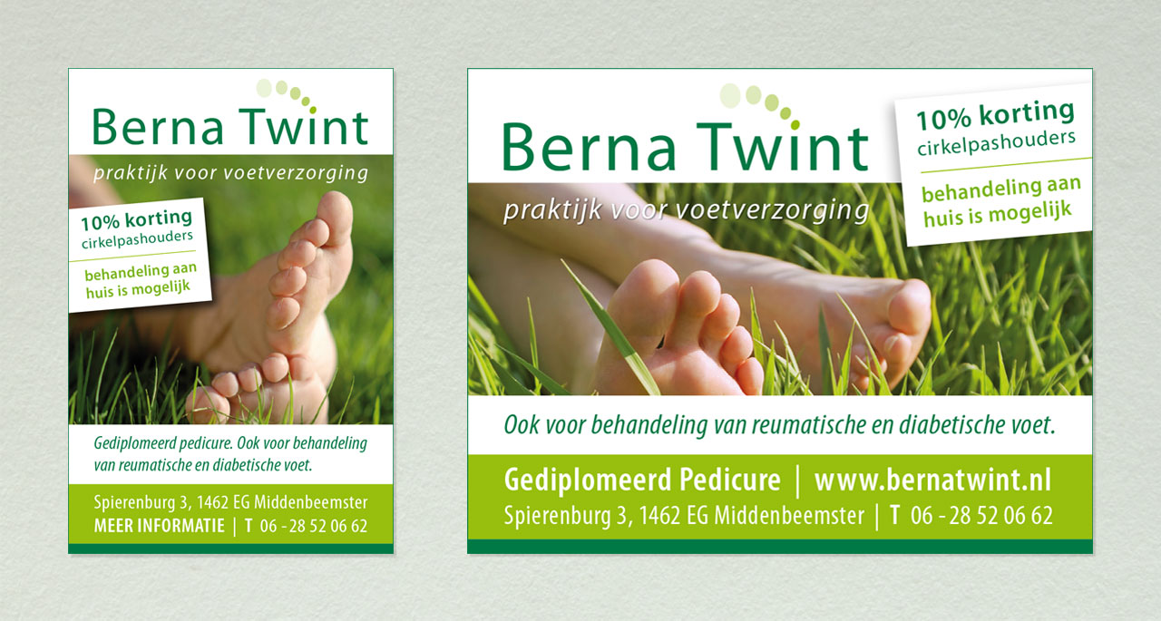 Berna Twint Advertentie De Zorgcirkel