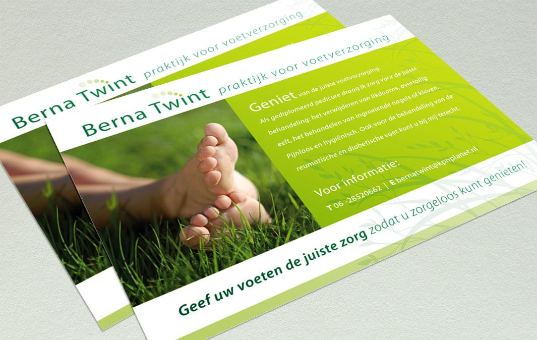 Berna Twint Flyer