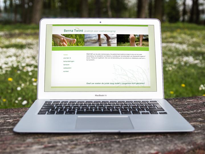 Berna Twint Website sfeerbeeld homepage