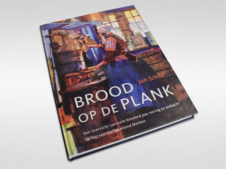 Boek Brood op de plank omslag