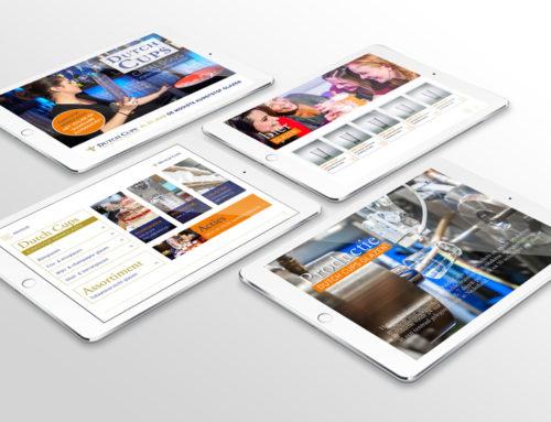 Ontwerp digitaal magazine
