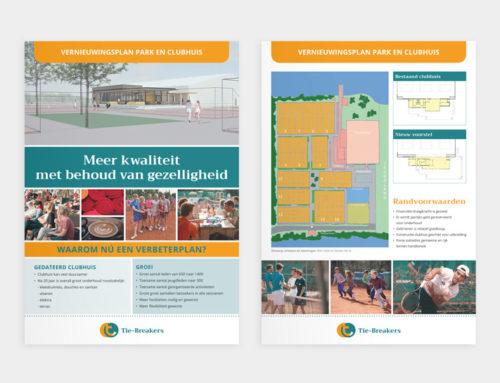 Presentatie nieuwbouwplan
